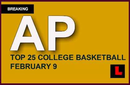 basketball ap college ncaa rankings poll standings reveal update february week