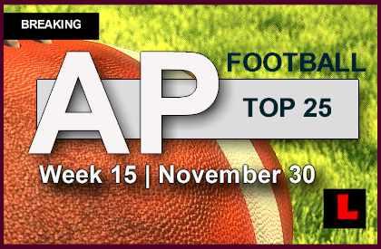 ncaa championships football score thanksgiving college football