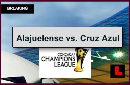 Alajuelense vs. Cruz Azul 2014 Score Prompts CONCACAF Champions League