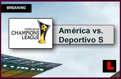América vs. Deportivo Saprissa 2015 Score En Vivo Ignites Champions League