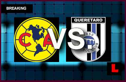 América vs Querétaro 2014 Score Delivers Liga MX Table Results live score results en vivo soccer football