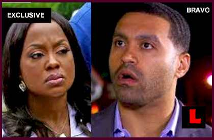 Apollo Nida Cheating on Phaedra Parks Pre Divorce, Mr. Chocolate? EXCLUSIVE