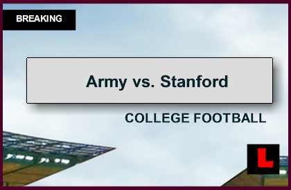 ncaa top 25 scores stanford college football score