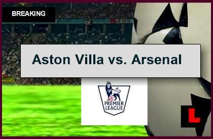 arsenal villa score