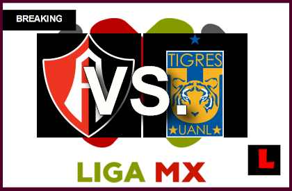 Atlas vs. Tigres UANL 2014 Score Delivers Liga MX Table Struggle en vivo live score results