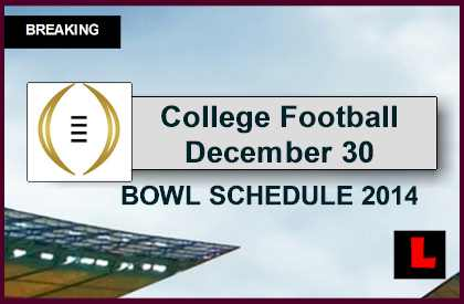 college football scores and predictions football games tonight on tv