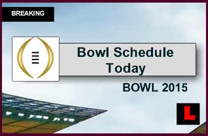 ncaa national championship game college football schedule 2015 espn