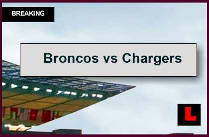 Broncos Vs Chargers 2014 Score Heats Up Nfl Playoff