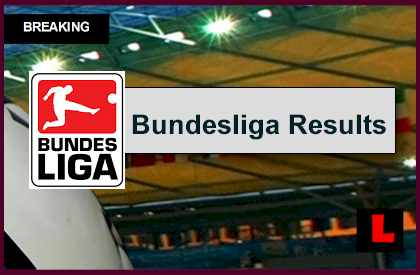 bundesliga results today