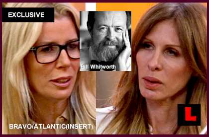 Carole Radziwill Fake Ghostwriter, Bill Whitworth BookGate Sinks RHONY did carole write her own book what remains