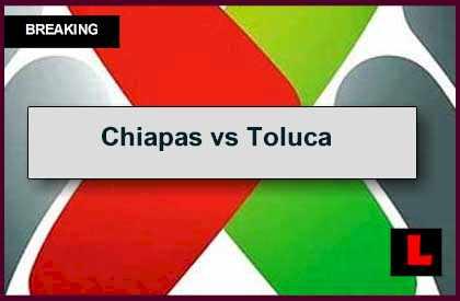 Chiapas vs Toluca 2014 Score En Vivo Ignites Liga MX Univision Battle