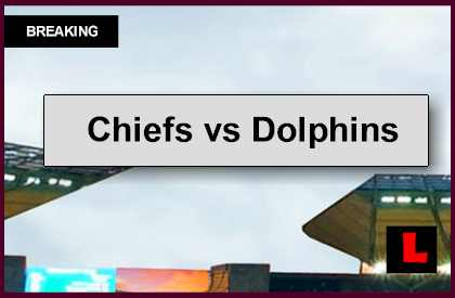 Chiefs vs Dolphins 2014 Score: Smith Looks for Win Sunday