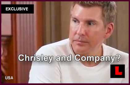 Chrisley and Company Department Store Atlanta Fibs Strike Show: EXCLUSIVE