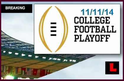 new cfp rankings football playoff standings