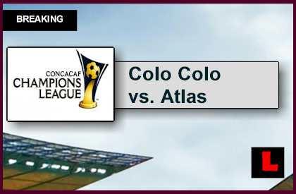 Colo Colo vs. Atlas 2015 Score En Vivo Ignites Copa Libertadores Results