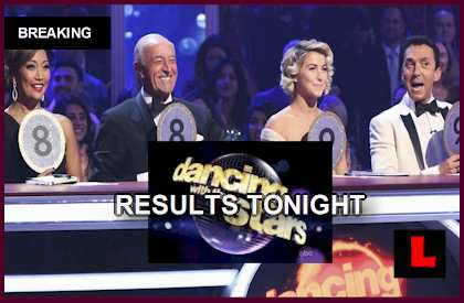 Dancing with the Stars 2015 Results Tonight: XXX Eliminated, Top 8