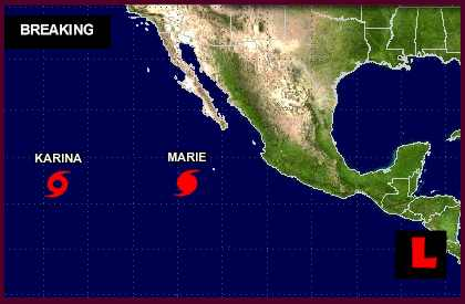 Tropical Storm Update 2014