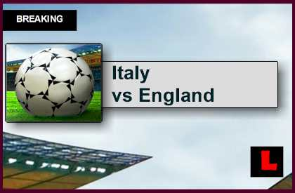 Italy vs England 2015 Score Prompts Soccer Friendly Today