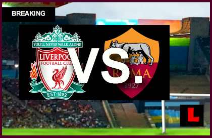 Liverpool vs. Roma 2014 Score 1-0: XX Scores Goal Early