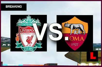 Liverpool vs. AC Roma 2014 Score Delivers Soccer Club Friendly Today