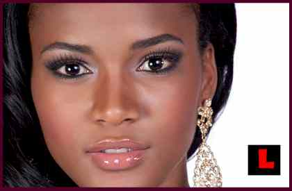 Leila Lopes Miss Angola Wins Miss Universe 2011