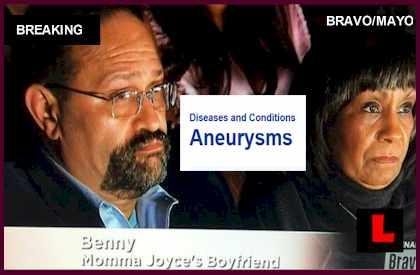 Mama Joyce Aneurysm: Mama Joyce Boyfriend Benny Debate Prompts Health Scare