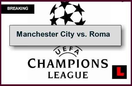 Manchester City vs. Roma 2014 Score Prompts UEFA Champions League