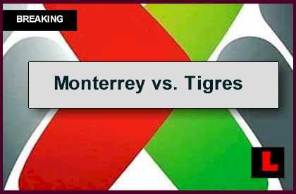 Monterrey vs. Tigres UANL 2014 Score Prompts Liga MX