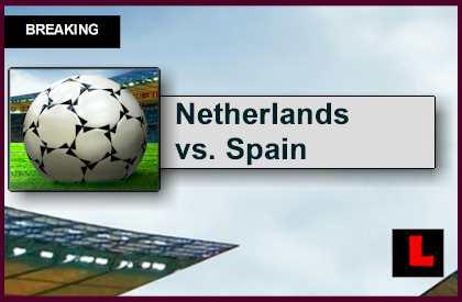 Holanda vs España 2015 Score Heats up Soccer En Vivo Action