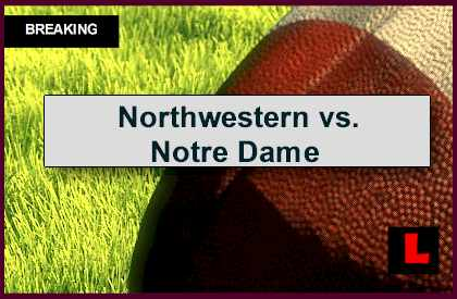 notre dame football game score what time does the championship start tonight