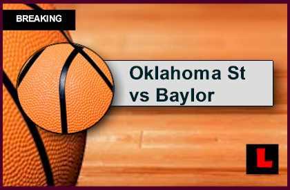 Oklahoma St vs Baylor 2015 Ignites AP Top 25 Basketball Rankings Today