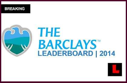 Us Pga Tour Barclays Leaderboard