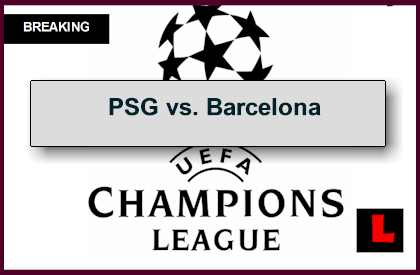 PSG vs. Barcelona 2014 Score En Vivo Delivers UEFA Champions League