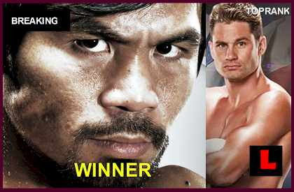 manny Pacquiao Fight Winner 2014: Who Won the Pacquiao Boxing Fight Tonight november 22, 2014 11/22/14 results  pacman