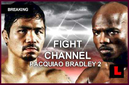 Pacquiao Fight Channel Changes How to Watch Pacquiao vs. Bradley 2014 what channel is the manny Pacquiao fight on tonight april 12 2014