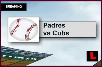 cubs vs giants score todays nfl games