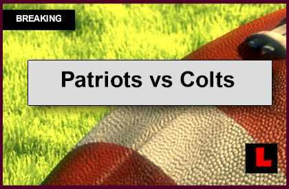 Patriots vs Colts 2014 Score: Tom Brady Seeks 8th Season Win