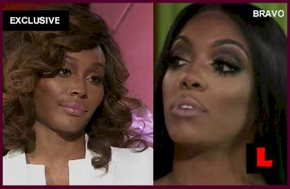 Peter Thomas Cheating on Cynthia Bailey With Bar One Waitresses? EXCLUSIVE