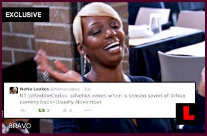 RHOA 2014 New Season 7 Likely November on BravoTV: NeNe Leakes