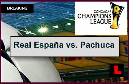 Real España vs. Pachuca 2014 Score Ignites CONCACAF Champions League Results