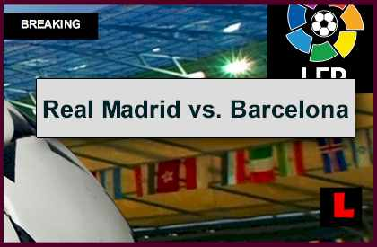 Image Result For En Vivo Barcelona Vs Real Madrid En Vivo Tv Schedule A
