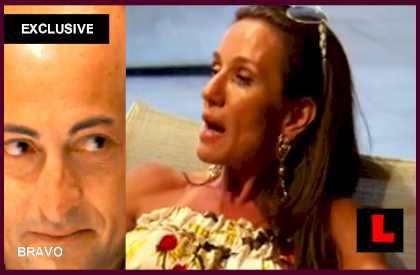 Rino Aprea Cheated on Teresa with Santa? Twins Battle Dina Manzo & Gelato