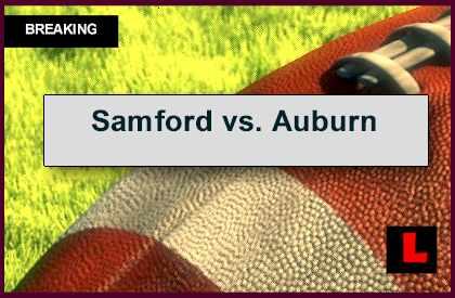 Samford vs. Auburn 2014 Score Delivers AP Top 25 College Football Poll