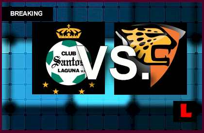 Santos Laguna vs. Chiapas 2014 Score Prompts Liga MX Table Showdown en vivo live score results mexico	soccer