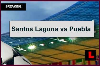 Santos Laguna vs Puebla 2014 Score En Vivo Prompts Copa MX Apertura Finals