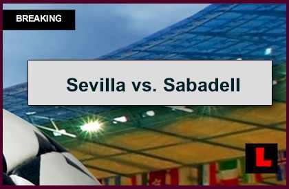 Sevilla vs. Sabadell 2014 Score Heats up Copa Del Rey Results
