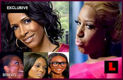 Sheree Whitfield Joining RHOA For MegaMarlo Anti NeNe Leakes Team: EXCLUSIVEl
