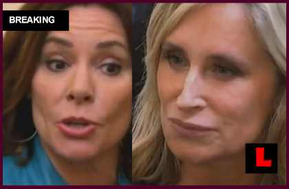 Sonja Morgan, Harry Dubin Dating Prompts LuAan & Jacques Breakup Twist