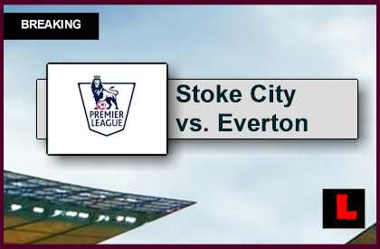 EPL Table 2015: English Premier League Ignites Stoke City vs. Everton