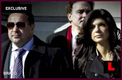 Teresa Giudice Prison Term 15 Months Ruled at Giudice Sentencing Date